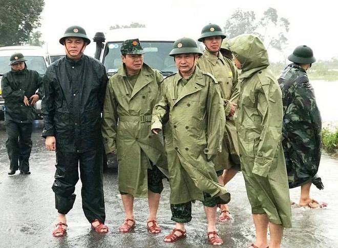 Bức ảnh cuối cùng của Thiếu tướng Nguyễn Văn Man và đồng đội