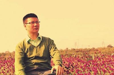 Nhà thơ Trương Xuân Thiên